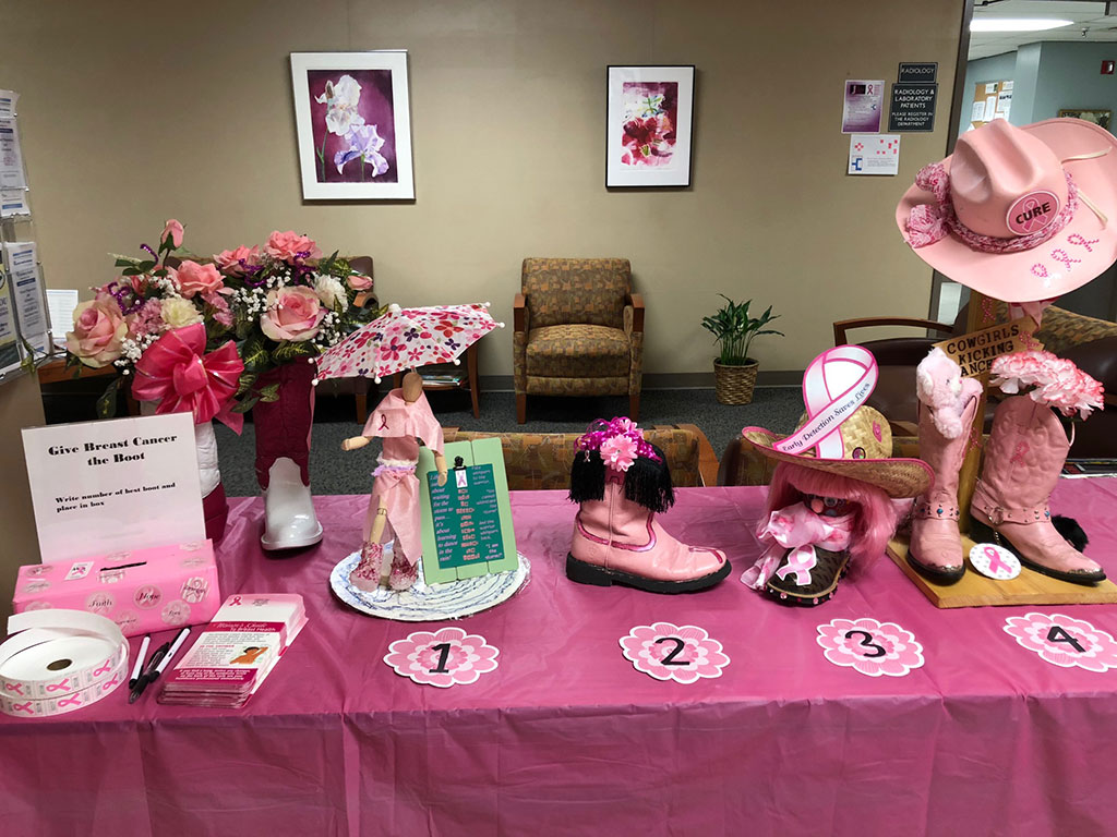 Chi Mercy Health Promotes Breast Cancer Awareness Chi